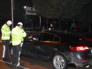 Aksaray'da trafik ekipleri olumsuzluğa geçit vermiyor