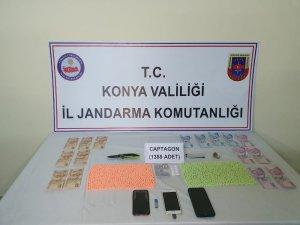Kulu'da uyuşturucu operasyonu