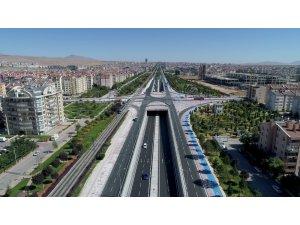 Konya, dünya trafik sıkışıklığı endeksinde 329. sırada