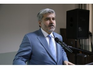 """ASÜ Rektörü Şahin: """"Engeller sporla aşılacak"""""""
