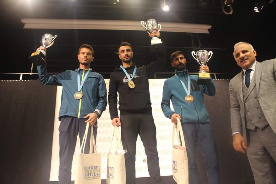 Ayhan Sağlam'dan Bir Başarı Daha! Trabzon'dan Madalyayla Döndü