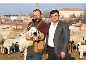 """Mahmut Aktürk: """"Ata sporumuz güreş, ata mesleğimiz koyunculuk"""""""