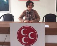 MHP'li Fatma Şen'den 23 Nisan Kutlaması
