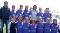 Aksaray Hamidiye Ortaokulu Kız Futbol Takımı Adını Yarı Finale Yazdırdı