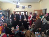 Ak Parti Aksaray Kadın Kolları Karış Karış Aksaray'da Çalışıyor