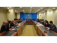 AK Parti Konya Seçim Çalışmalarını Değerlendirdi