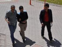 Seydişehir'de Otomobil Çalan Şüpheli Tutuklandı