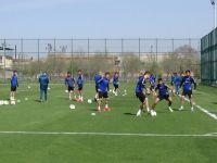 Torku Konyaspor, Mersin İdmanyurdu Maçı Hazırlıklarını Sürdürüyor