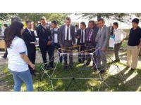 Akşehir Anadolu Lisesi'nden TÜBİTAK Fuarı
