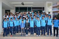 Aksaray Belediyespor Sporcuları Çanakkaleye Uğurlandı