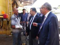 MHP'li Kalaycı Konya'da Oy Oranlarını Açıkladı