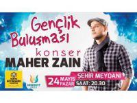 Maher Zain Konya'da Gençlerle Buluşacak