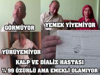 %99 Raporu Olan Murat Göleli Emekli olamıyor…