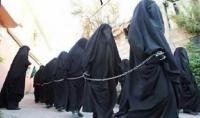 IŞİD cinsel kölelik pazarı kurdu!
