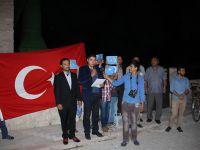 AGD Eskil Şubesi İşgalci Çin Yönetimini protesto etti!