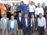 Aksaray'da Tarım Ticaret Merkezi'nin Temeli Atıldı