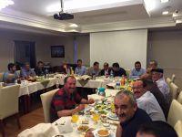 Turan Yaldır'dan Eskil'e teşekkür yemeği