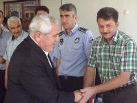 Başkan Alçay Belediye Personeli İle Bayramlaştı