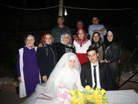 Ahırlı İlçesi'nde iki düğün iki mutluluk