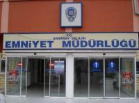 Polis'ten Aksaray'da Örnek Davranış