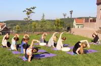 Doktor'dan Meslektaşlarına Özel Yoga Eğitimi!