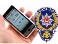 Polis kısa mesajlarla vatandaşı uyarıyor
