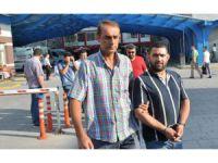 Konya'daki Uyuşturucu Operasyonu Şüphelileri Adliyeye Sevk Edildi