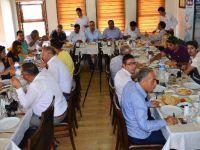 Aksaray Tarım Platformu'ndan Terör Olaylarına Kınama