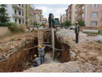 Ilgın Sorunsuz Kanalizasyona Kavuşuyor