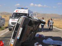 Aksaray'da Anne ve Bir Aylık Bebeği Kazada Hayatını Kaybetti