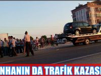 Sultanhanı'nda kaza: 1 Ölü
