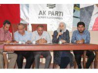 Derbent'te 46. Danışma Meclisi Toplantısı Yapıldı