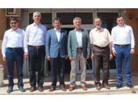 AK Partili Altunyaldız'dan MÜSİAD Konya Şubesi'ne Ziyaret