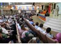 AK Parti Meram İlçe 46. Danışma Meclisi Toplantısı Gerçekleştirildi
