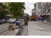 Ereğli'de Altyapı Çalışmaları Aralıksız Sürüyor