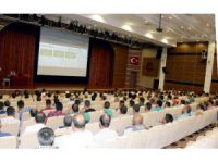 Meram'da İş Güvenliği Eğitimleri Sürüyor