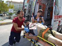 Aksaray'da bir kişi bıçaklanarak öldürüldü