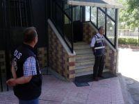 Aksaray Polisinden Yurt Operasyonu