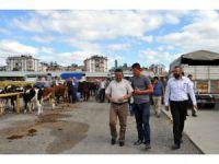 Başkan Tutal, Besicilerin Sorunlarını Dinledi