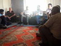 Turan Yaldır'dan Kırkıl Ailesine Taziye Ziyareti