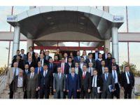 Konya'da Özel Sektör AR-GE Merkezi Sayısının Artırılma Çalışmaları