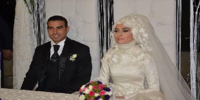Ali Rıza Alaboyun oğlunu evlendirdi