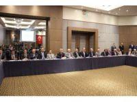 """Konya'da """"Mesleki İnceleme Ve Araştırma"""" Toplantısı"""