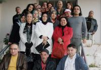 O platformdan Şizofren Hastalarına moral ve destek ziyareti