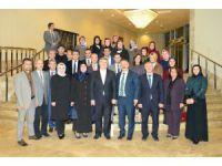 Başkan Akyürek, Komek Öğretmenleriyle Bir Araya Geldi
