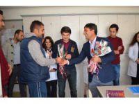 Başkan Akdere Öğretmenlerin Gününü Kutladı
