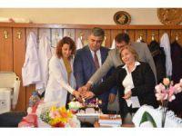 Başkan Özgüven'den Öğretmenlere Ziyaret
