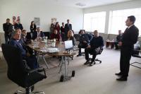 ASÜBTAM proje destek ofisi iş dünyasının hizmetinde