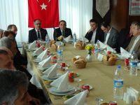 MHP Konya İl Teşkilatından Bahçeli'ye Destek
