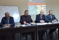 SGK İl Müdürlüğü ile MÜSİAD toplantı yaptı